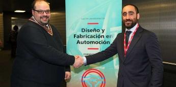 Deusto y AIC presentan el primer máster dual en Diseño y Fabricación en Automoción