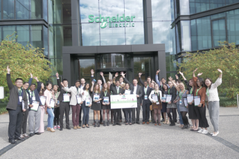 Schneider Electric lanza el concurso Go Green in the City 2018