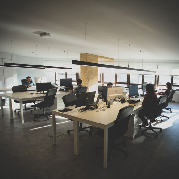 Fotografia Oficinas de Roi Scroll en Vigo