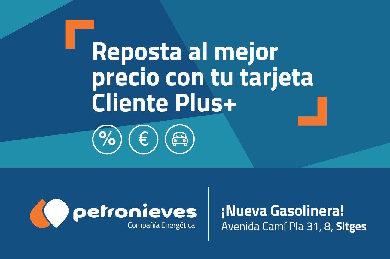 Fotografia Gasolinera Petronieves Sitges