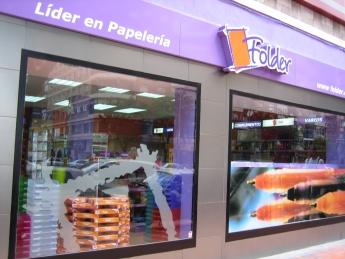 La cadena de papelerías Folder se consolida en La Rioja con su cuarta tienda en la región