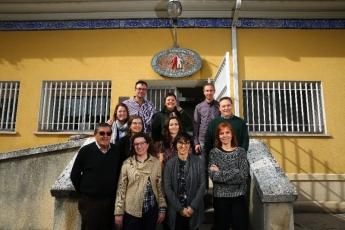 Comité científico de la Real Fundación Victoria Eugenia