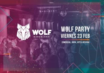 Inauguración discoteca WOLF Barcelona