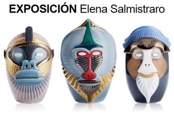 Foto de Exposición Elena Salmistraro