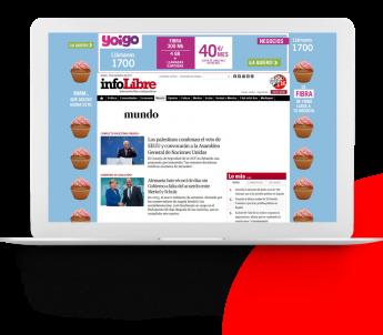 Yoigo Empresas lanza la primera campaña auditada a CPM 100% visible de la mano de Smartclip y Blue 449