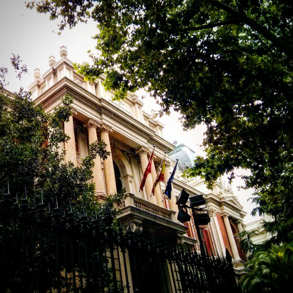 Fotografia Entrada al edificio de Expominerales Madrid 2018