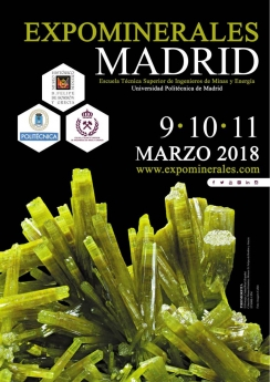 Expominerales Madrid 2018