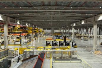 DHL Express inaugura oficialmente su nuevo Hub de Bruselas