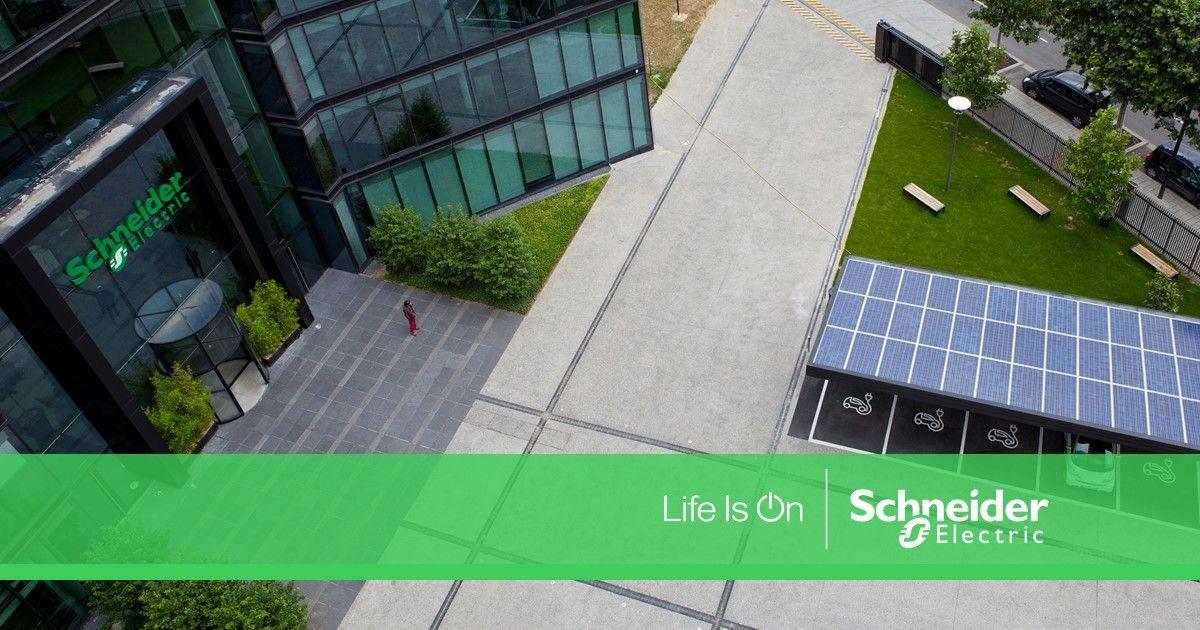 Foto de The HIVE, sede central de Schneider Electric