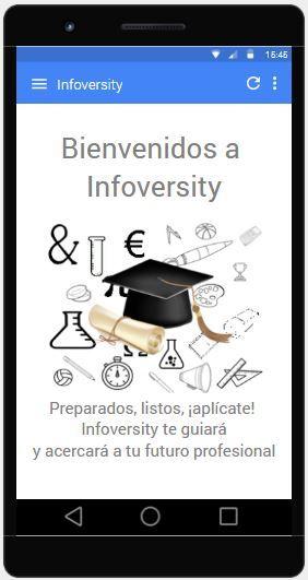 Fotografia Acceso app Invoversity