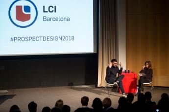 Prospect Design LCI Barcelona 2018