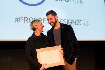 Foto de Premio a la Excelencia Docente LCI Barcelona 2018