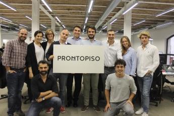 ProntoPiso recibe 400.000 euros de ENISA e ICF para convertir a los vendedores de vivienda en cash buyers