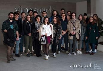 Virospack recibe a los alumnos de ELISAVA dando inicio a su colaboración
