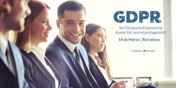 GDPR: ¿Están preparadas las empresas para la nueva normativa?