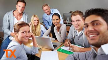 Las prácticas en empresa como puerta al mercado laboral para los jóvenes