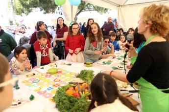 Un taller de cocina saludable para niños entre las actividades del día de las Islas Baleares