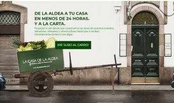 La Casa de la Aldea: Sabores tradicionales de la aldea en un click para paladares gourmet de toda España