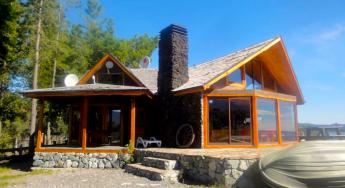 Cabañas, la opción preferida para ir de vacaciones en Chile