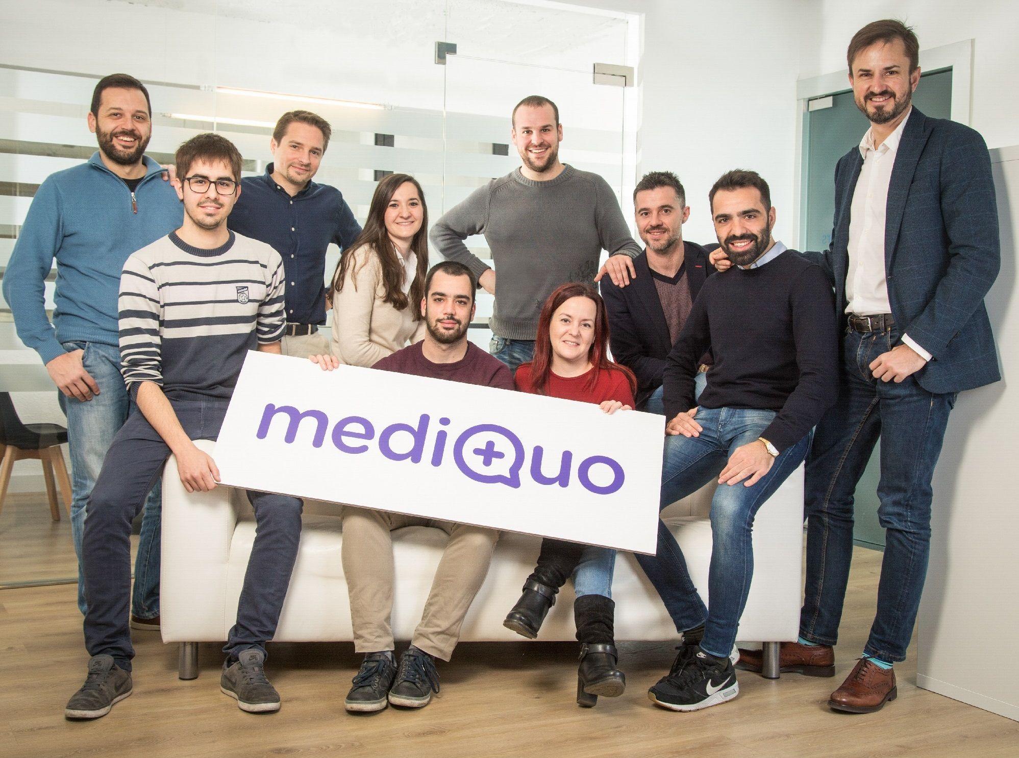 mediQuo, el WhatsApp de la medicina, cierra una ronda de 3M ?