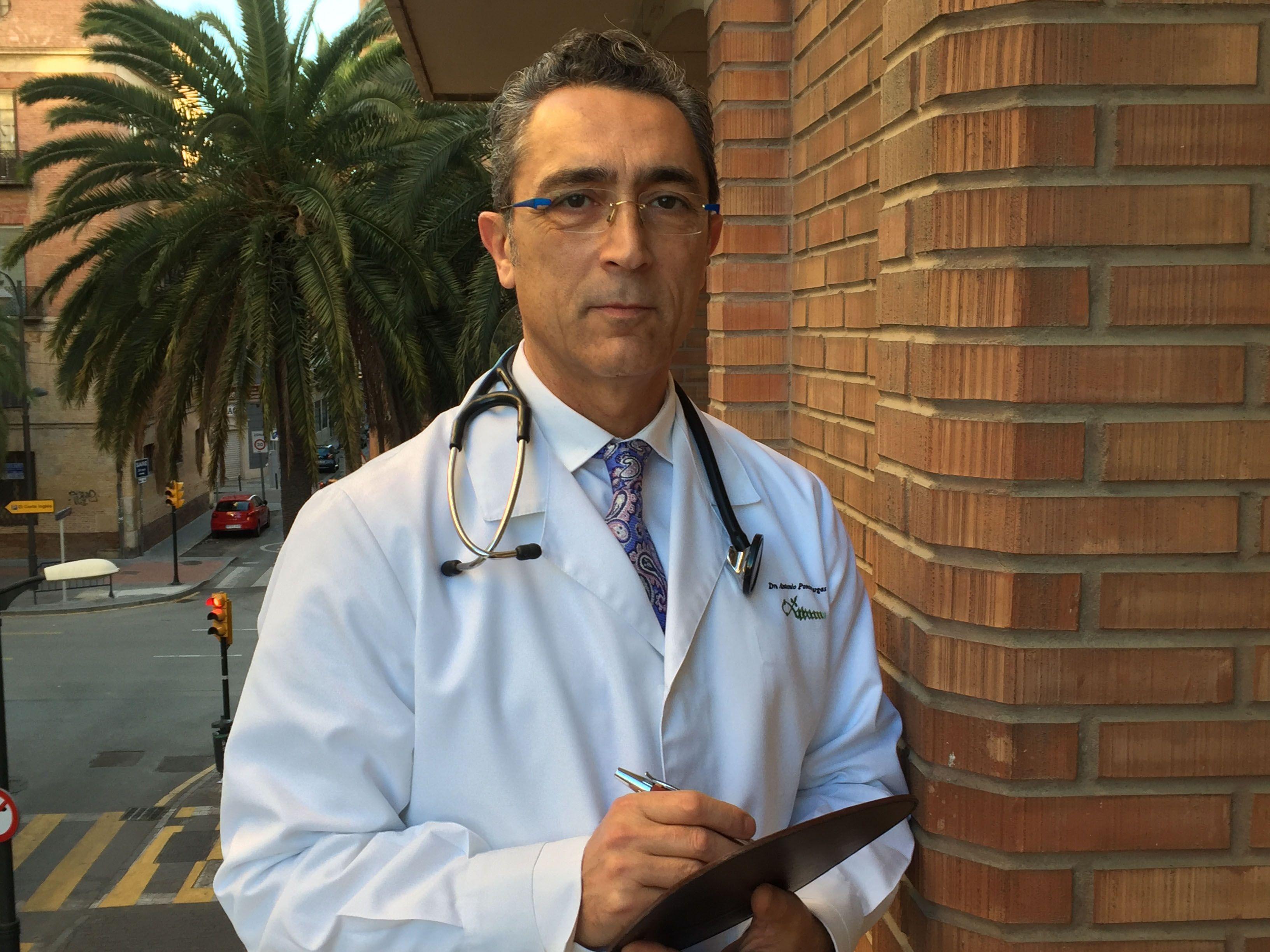 Vocación de servicio para el paciente reumático: Dr. Antonio Ponce ...
