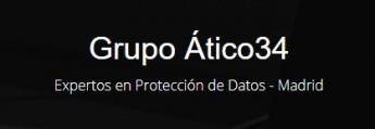 Grupo Ático34, expertos en protección de datos, impartirá cursos informativos destinados a PYMES