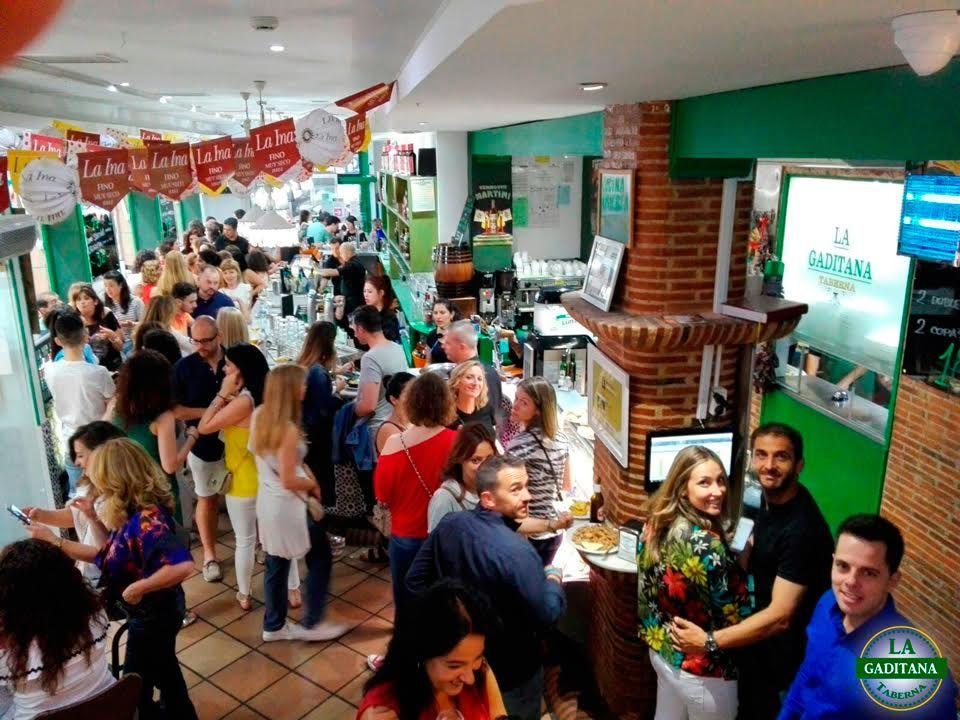 Foto de La Gaditana - clientes