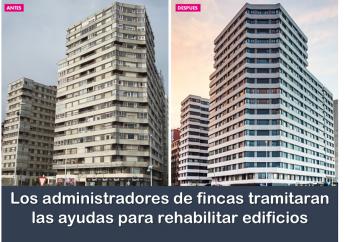 Quorum Communitas tramita las ayudas para rehabilitar edificios