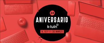 Ofertas record en Apple por el 24 aniversario K-tuin.