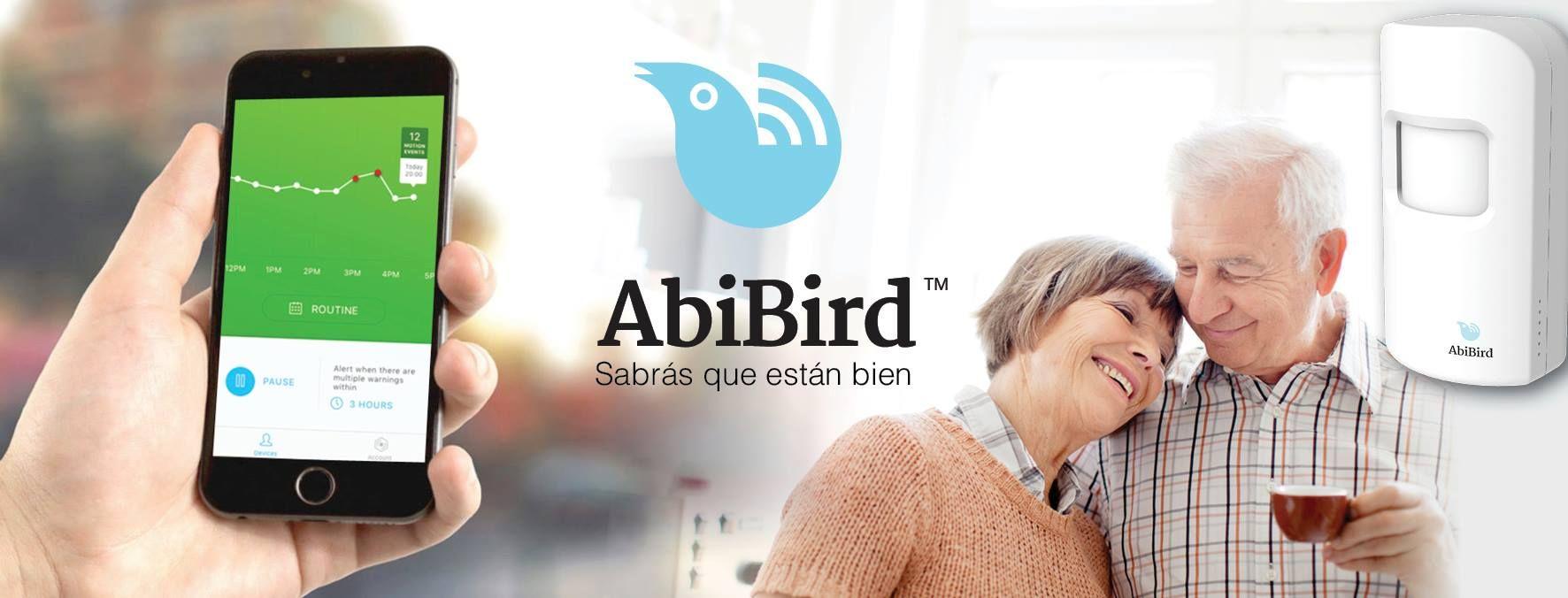 Fotografia Con AbiBird tendrás la tranquilidad de que están bien.