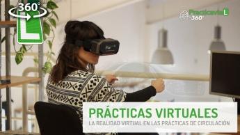 La realidad virtual entra en el mundo de las prácticas de circulación