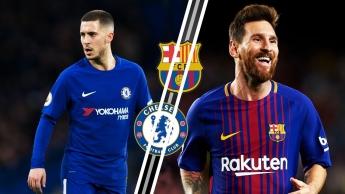 Foto de Barcelona vs Chelsea Feb 20 / 2018