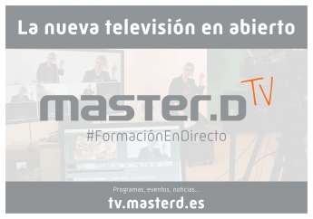MasterD TV, innovación en televisión educativa