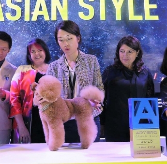 Muestra de Asian Style Grooming Show