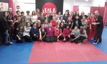 Mugendo Martial Arts y el Día Internacional de la Mujer