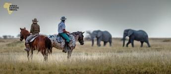Africaextreme.travel organiza safaris a caballo