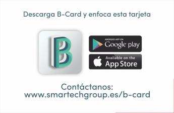 Llega a España la primera App de Realidad Aumentada para tarjetas de visita