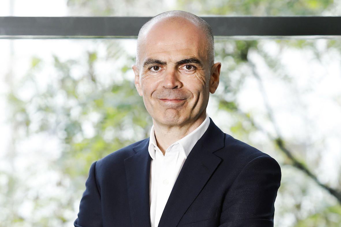 Foto de Jordi García, nuevo VP de Partner Projects en Schneider