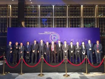 Con un estand de 12.000m2, Haier presenta sus últimas novedades en Appliance & Electronics World Expo (AWE) celebrada en Shanghái