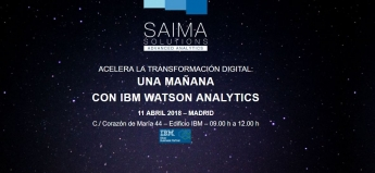 Hacia la transformación digital con SAIMA Solutions