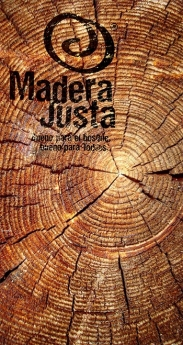 Madera Justa presenta el decálogo para un consumo responsable de madera