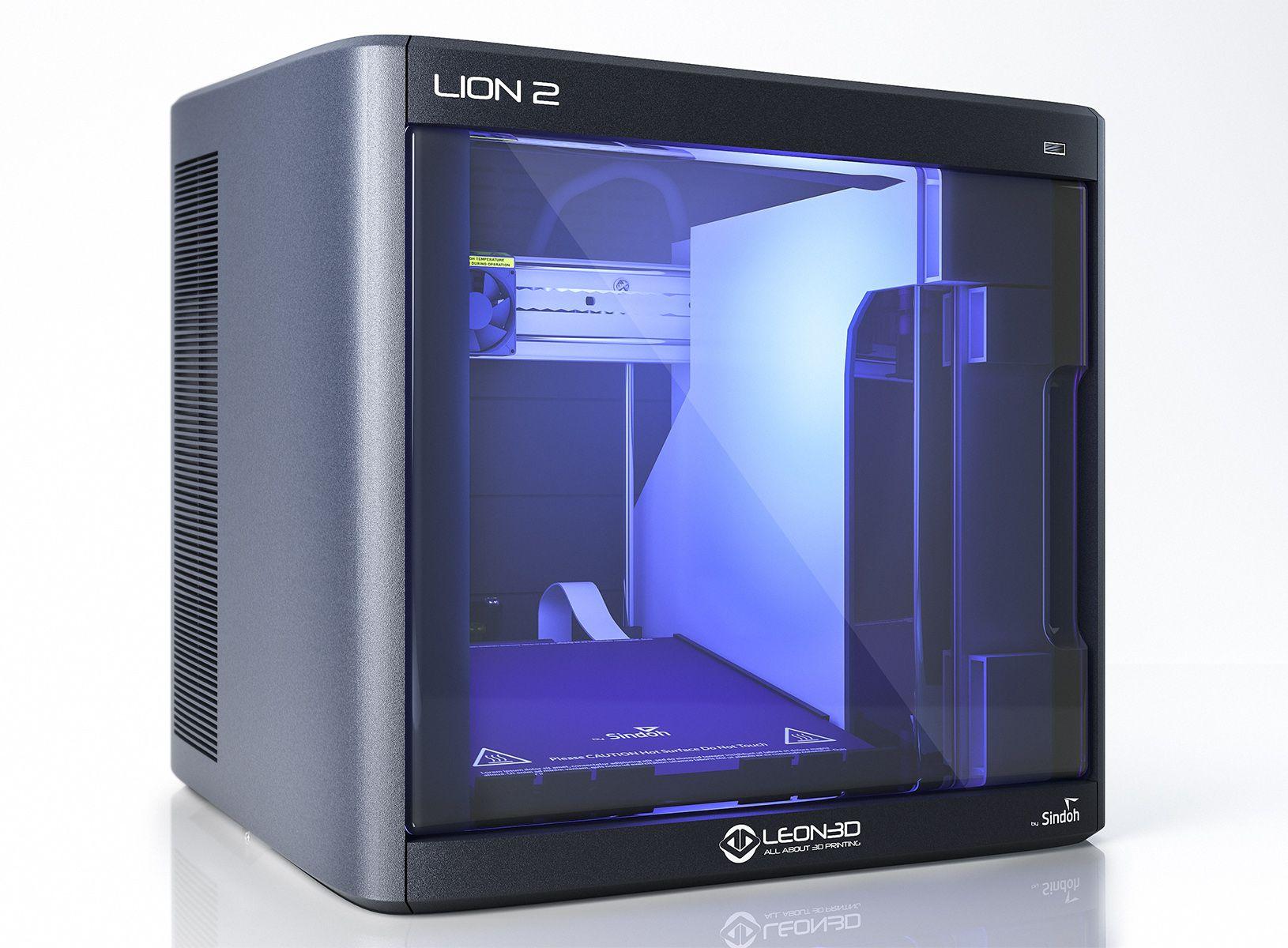 LEON-3D