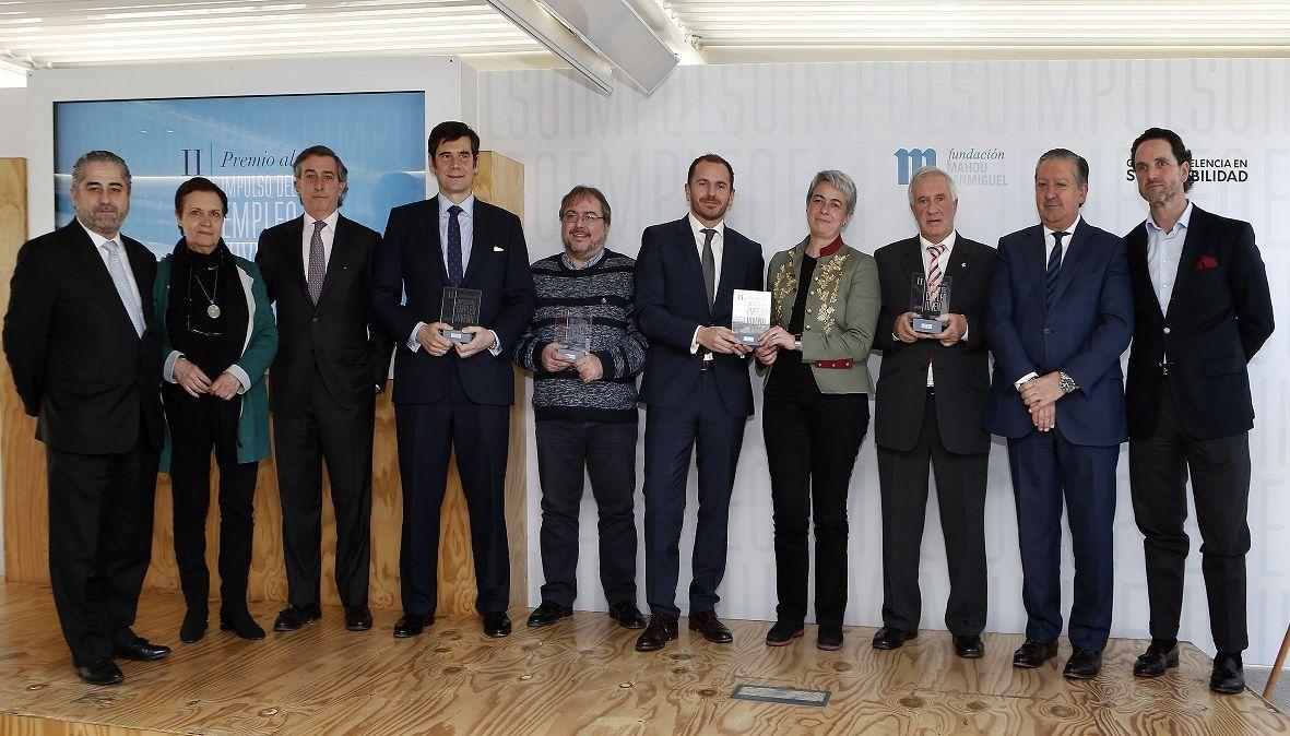 Foto de Entrega II Premio Impulso Empleo Juvenil
