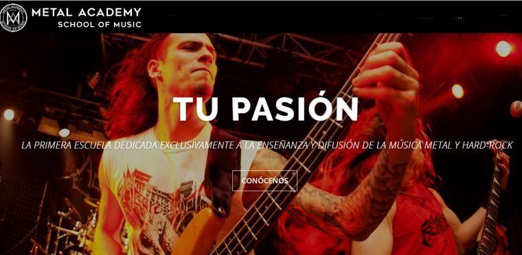Foto de metal academy