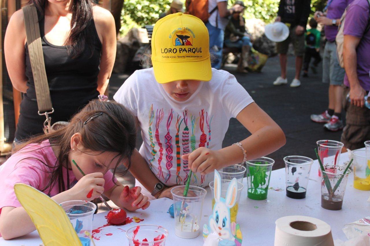 Fotografia Loro Parque celebra la Semana Santa con actividades para