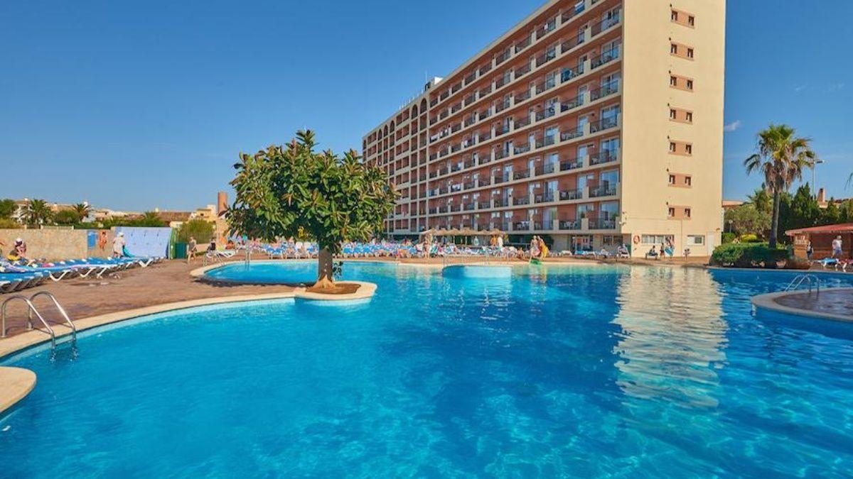 HYB Eurocalas Hotel Mallorca