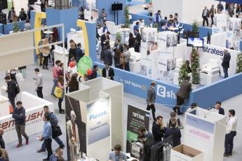 Foto de 250 expertos, 160 empresas y más de 13.000 visitantes se