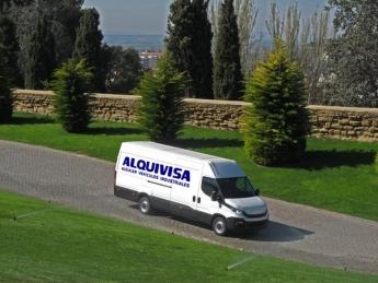 Alquivisa: 20 años trabajando en alquiler de vehículos industriales