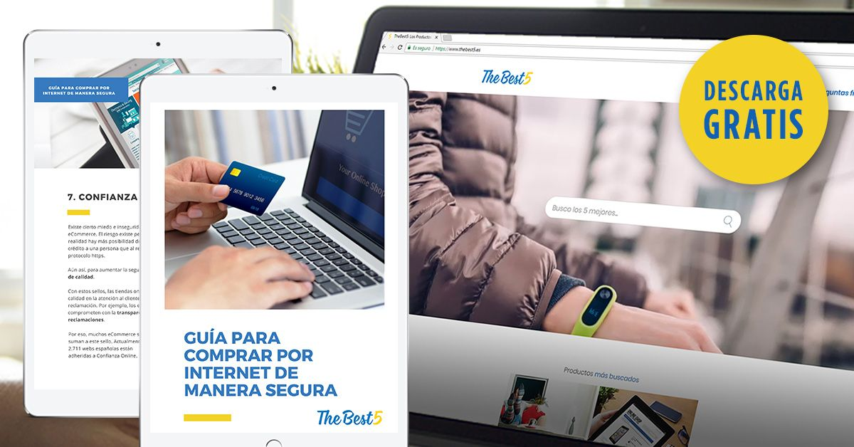 Foto de Guía para comprar por internet de manera segura