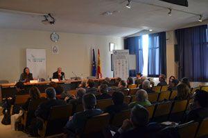 Foto de Jornada financiación marítima